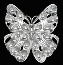 deviled egg serving plate buy arthur court butterfly deviled egg tray at gourmet cache