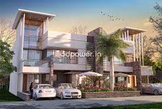 Home Design 3d Expert by Exterior Render Row View 3d Rendering 3d Exterior Rendering