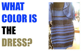 what color is what color is the dress solved with science everyday questions