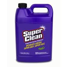 Patio Degreaser Superclean 1 Gal Tough Task Cleaner Degreaser 101723 Read