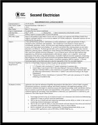 Electrician Resume Template Free Industrial Electrician Resume Sample Resume Peppapp