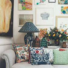 Home Fashion Interiors Decor Inspiration At Home With Anna Spiro U0027s Colourful Home