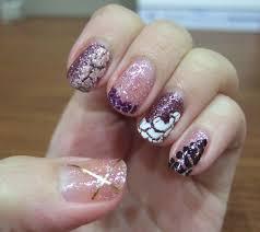 24 fabulous acrylic nails glitter u2013 slybury com