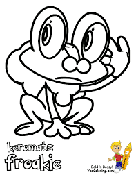 pokemon free coloring pages coloring