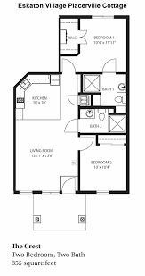 10 x 10 square feet floor plans placerville independent u0026 assisted living eskaton