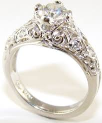 vintage rings wedding images Reasons to consider an antique engagement ring style folio jewelry jpg