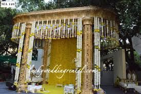 mandap decorations mandap decorations on rent lucky wedding rental