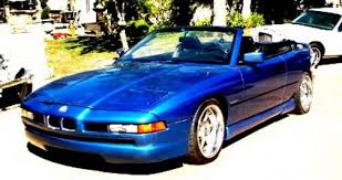 bmw convertible second alpina kitted bmw 850i convertible found on ebay