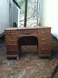 Stows Furniture Okc by Typewriter Desk To Nightstands Before Repurposed