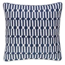 Throw Pillows Links Navy Indoor Outdoor Decorative Pillow Fresh American