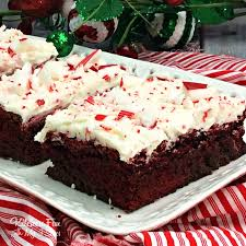 red velvet peppermint brownies kitchen fun with my 3 sons