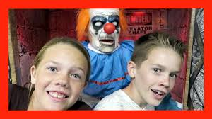 scared in the spirit halloween store day 1669 youtube