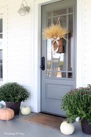 Accent Door Colors by 67 Best Gray House With Colored Doors Images On Pinterest Front