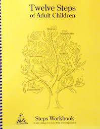 twelve steps of children steps workbook children of