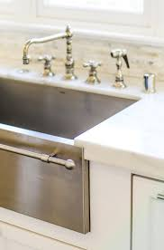 stainless steel apron sink stainless steel apron sink traditional kitchen evars and anderson