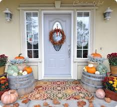 29 best outdoor fall decor non scary decorations images