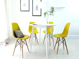 Yellow Dining Chair Mustard Dining Chairs Basil Wood Chair Design Icons Basil Dining