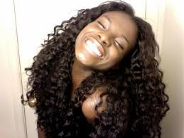 can you show me all the curly weave short hairstyles 2015 how to blend your hair with wet and wavy weave heat free youtube