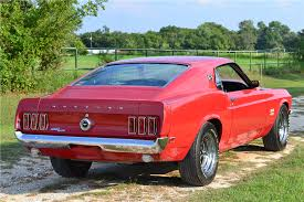 for mustang 1969 1969 ford mustang 429 fastback 194499