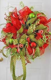 How To Make Wreaths 89 Best Deco Mesh Wreath Ideas Images On Pinterest Wreath Ideas
