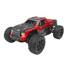 rc monster truck racing redcat monster truck red blackout xte redtruck rc car u0026 truck