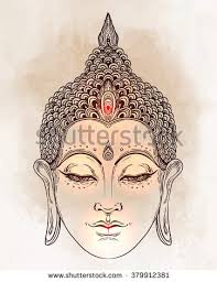 Decorative Buddha Head Buddhism Stock Images Royalty Free Images U0026 Vectors Shutterstock