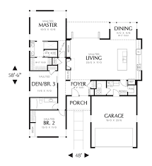 Simple Efficient House Plans 103 Best Simple House Plans Images On Pinterest House Floor