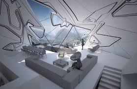 Futuristic Design Future Lo Monaco House Concept Future Home Futuristic Houses