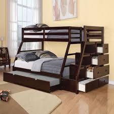 Bunk Bed With Mattress Set Bunk With Desk Loft Beds Steps Mattresses