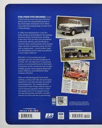 Old Ford Truck Key - the complete book of classic ford f series pickups every model