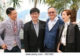 Andy Lau Blind Detective Andy Lau Johnnie To And Sammi Cheng Pose For U0027blind Detective