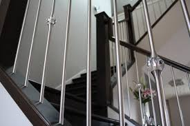 Spindles For Banisters Stainless Steel Spindles Houzz