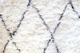White Shaggy Rugs Living Room Update A New Moroccan Shag Rug Pepper Design Blog