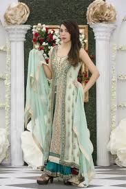 Bridle Dress Exclusive Aqua Green Color Bridal Dress Exclusive Online Boutique