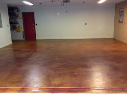 stained concrete floors stained concrete floors laundry room with