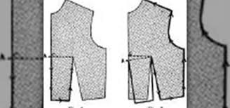 design pattern of dress how to draft a basic bodice pattern sewing embroidery wonderhowto
