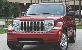 jeep liberty 2018 interior 2008 jeep liberty u2013 review car and driver blog