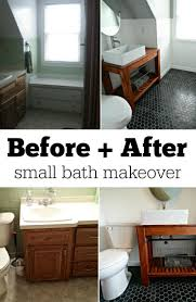 how to decorate a tiny bathroom on a budget
