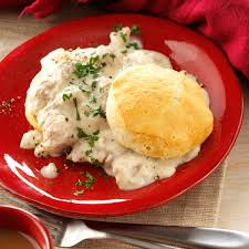 home style sausage gravy and biscuits recipe taste of home