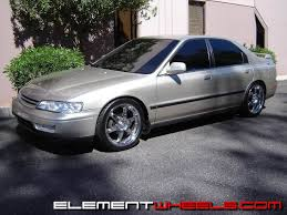2006 honda accord 17 inch rims motegi dp6 chrome wheels on 95 honda accord w specs wheels