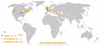 New World Map by World Map The Tree Year
