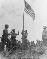 Ww2 Allied Flags August 1945 After Years Of U0027leapfrogging U0027 Allied Forces Close In