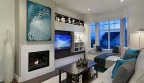 bay window living room ideas beautiful lighting ideas for small living room with fireplace and