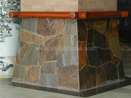Kitchen Wall Stone Tiles - decorative natural slate wall stone exterior wall cladding panel