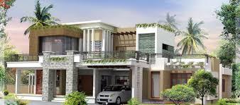 Modern Contemporary Home Design Kerala Home Design And Floor Plans - New home design plans