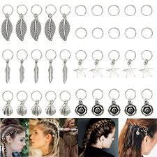 hair rings buy images Buy 35pcs bag silver metal hair rings braid jpg