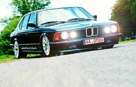 antonio ghini bmw e23 club drive