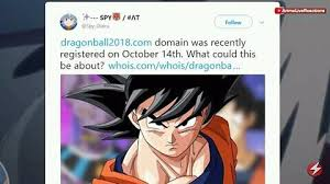 dragon ball super to introduce three new movies in 2018 2019 and