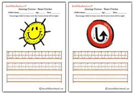 slanting lines worksheets right to left aussie childcare network