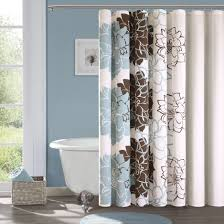 bathroom decorating ideas shower curtain home combo
